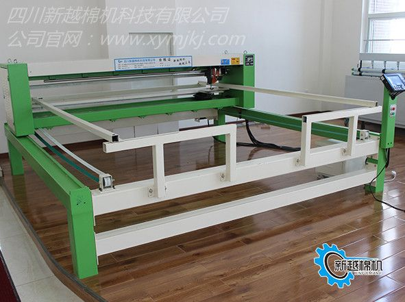 供应新越牌全移动电脑绗缝机XY-DNHFJ-17-I|绗缝机