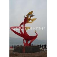 不锈钢雕塑凤凰 不锈钢凤凰雕塑 河北佳景雕塑