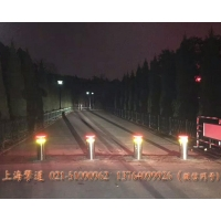 广州智能升降路桩,小区出入口隔离路桩