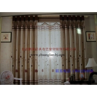 北京家居窗帘布艺装饰布艺客厅窗帘家庭窗帘公寓窗帘