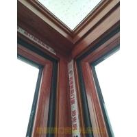 洛阳鹿麒麟门窗,隔热断桥铝封阳台,露台阳光房效果图