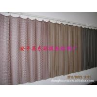 设计安装古铜色金属网帘 电动金属窗帘