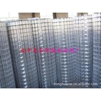 国标镀锌铁丝网浸塑铁丝网建筑防护