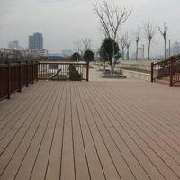 木塑地板厂广州南沙木塑地板140S21.5实心塑木地板 塑木