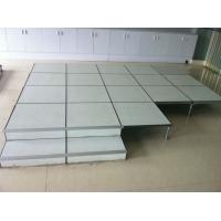 榆林全钢防静电地板|消控室架空活动地板