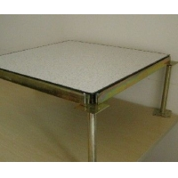 咸阳陶瓷面防静电地板 防静电活动地板价格