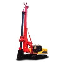恒辉小型旋挖钻机H80型号 农村钻桩机器