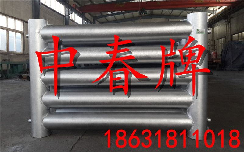 大型矿区专用光排管暖气片