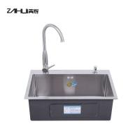 厨房手工水槽套餐家用厨房304加厚不锈钢水槽