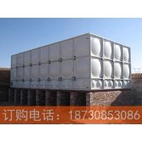 组装式玻璃钢水箱 玻璃钢水箱生产地址