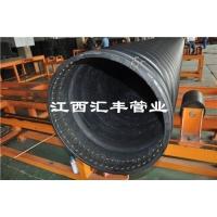 市政排水HDPE缠绕增强管生产