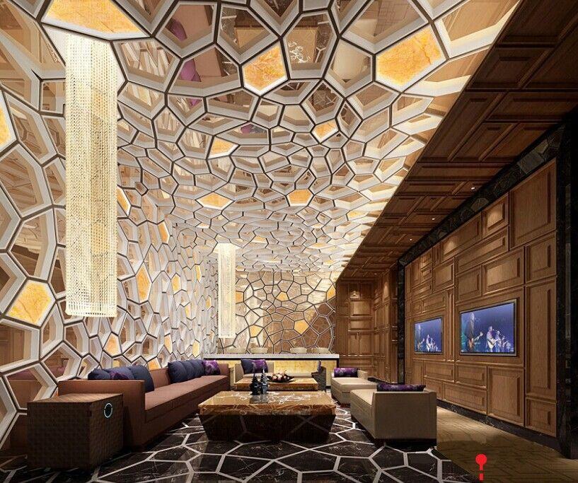 室内墙面grg装饰 优质环保材料 grg天花吊顶造型图片
