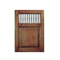 豪宇实木墙板系列橱柜门板-10