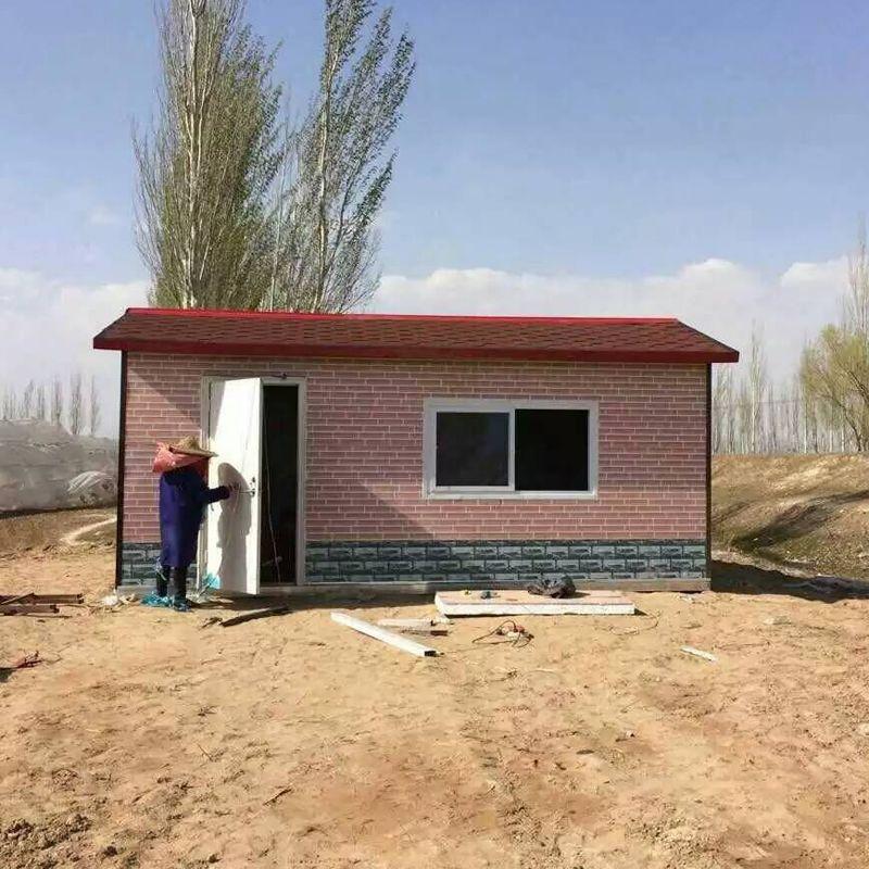 集装箱式移动房屋 彩钢板活动房