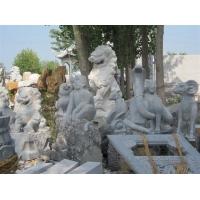 青石十二生肖雕刻 仿古十二生肖雕刻 各种石材十二生肖雕刻