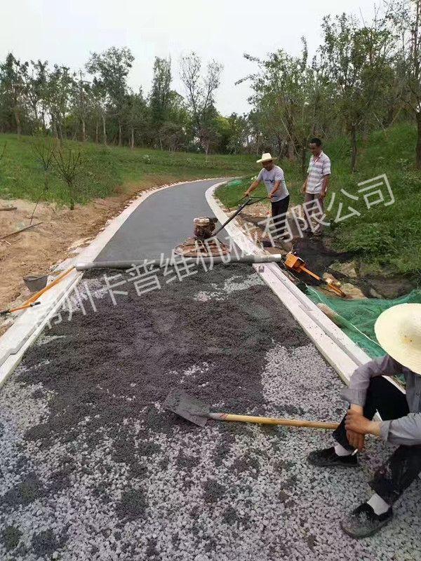 透水地坪摊铺机、混凝土路面用滚平机