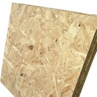 供应18mm定向刨花板/定向结构板 欧松板OSB刨花板价格