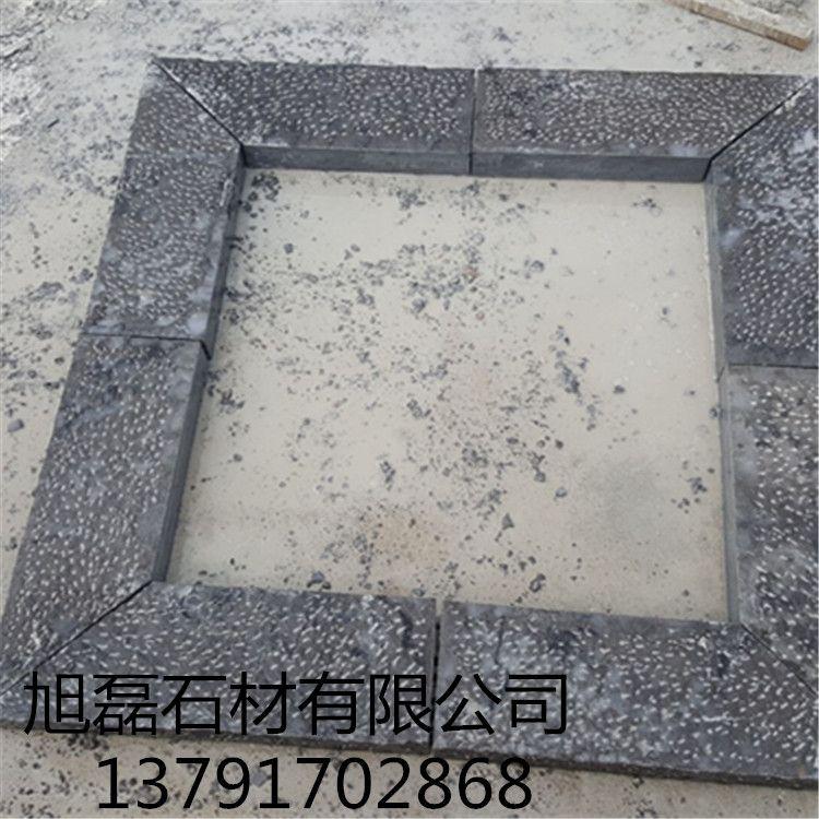 山东嘉祥旭磊石材 异型石材树池石