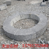 山东嘉祥天业石材 树坑石
