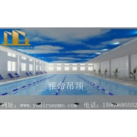 枣庄游泳馆吊顶/枣庄游泳馆吊顶风格