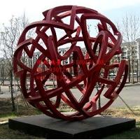 不锈钢镂空球 不锈钢雕塑球 不锈钢地球仪雕塑