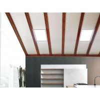 铝梁 屋上梁 木纹铝梁 铝梁灯