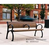 方贸园林供应湖南郴州F-201欧式风格户外公园椅