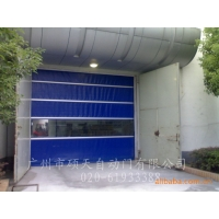 广州工业厂房快速卷帘门、净化车间专用快速门直销厂家