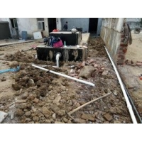 一体化污水处理设备工业废水排放餐饮污水处理