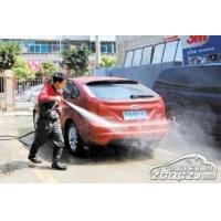 楚雄洗车场循环水处理回用率85%-95%节水设备