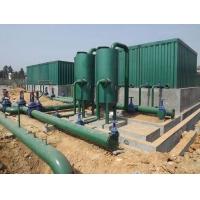云南城镇居民生活饮用水净化处理楚雄净水器一体化净水设备