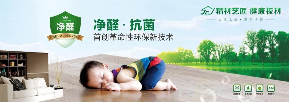健康优质环保板材 中国板材十大名牌精材艺匠