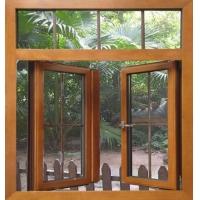 东北辽宁吉林黑龙江铝包木门窗型材生产厂13591205855