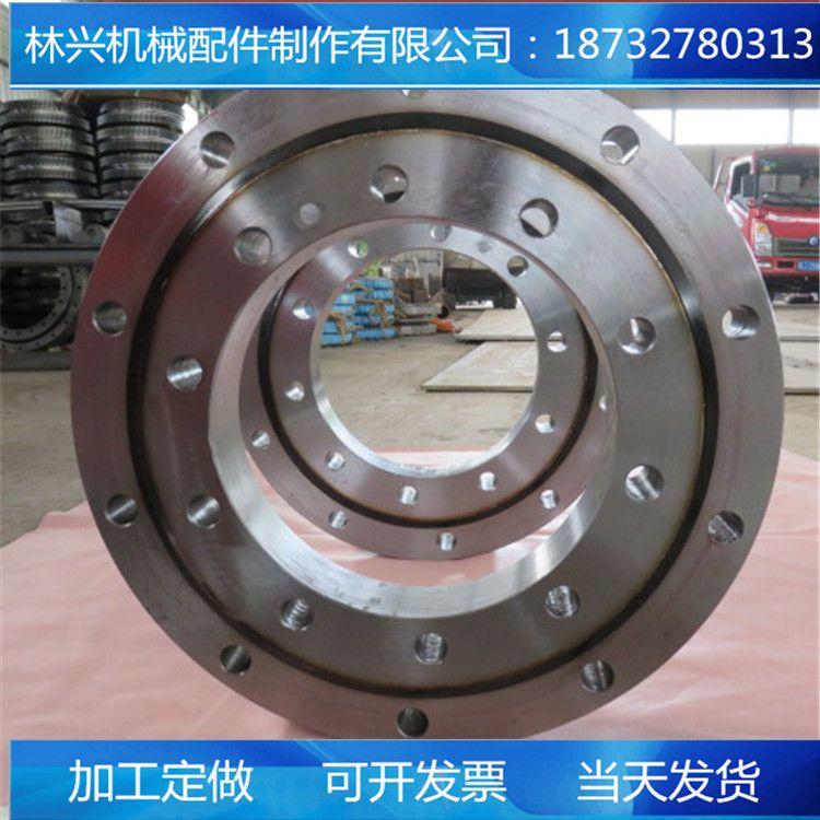 直销非标准型号回转支承无齿轴承010.20.200