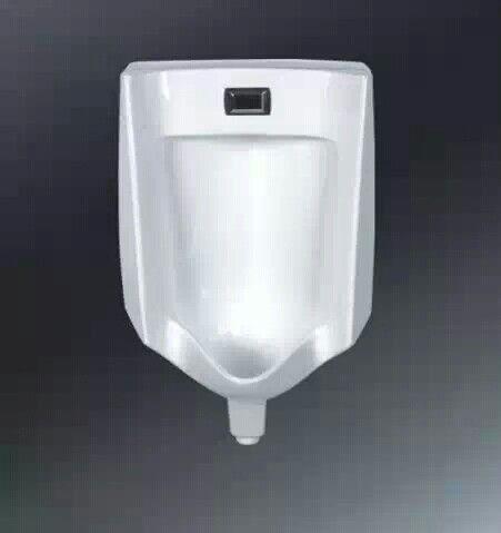 陶瓷一体式小便斗感应器
