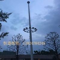升降高杆灯 太阳能路灯 景观灯 庭院灯 草坪灯 壁灯厂家
