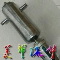 不锈钢汽水分离器,不锈钢旋风式汽水分离器DN15