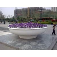 玻璃钢花钵,砂岩花钵,花盆,玻璃钢花盆-上海超群雕塑