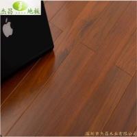 深圳实木地板厂家供应销售进口原木 缅甸柚木纯实木地板 自然环