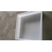 不粘模:路牙石模盒,高亮度路牙石塑料模盒