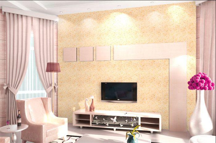 墙衣装修电视背景墙案例
