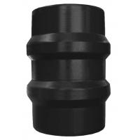广西宁峰50-560mm胶圈电熔双密封聚乙烯复合管件