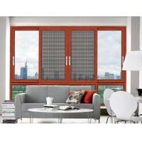 法莱克门窗系列:铝合金三轨推拉窗 126-80