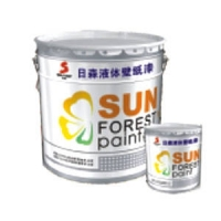 液体壁纸面漆