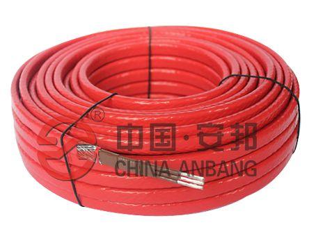 环氧树脂工艺生产流程管道电伴热带