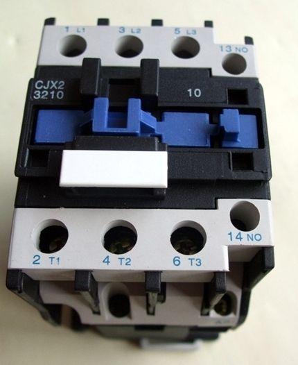 cjx2-2501交流接触器厂家直销