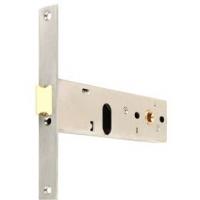 荣龙锁具|平开门锁体|单开门锁体|铝合金锁体|单斜舌锁体