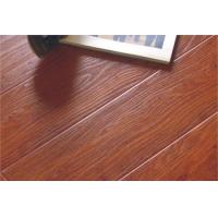 赛豪地板-原木手抓纹系列S605印尼红橡