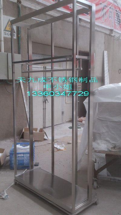 不锈钢展示架定制 异形不锈钢展架 货架