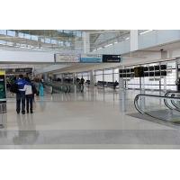 力石伯乐机场及车站室内混凝土抛光地坪